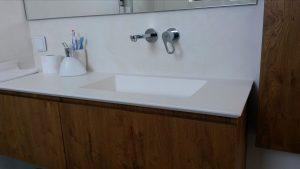 Επιπλο μπάνιου με κόριαν νεροχύτη -03