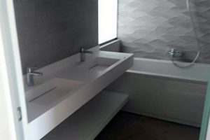 Επιπλα κόριαν: Νιπτύπρες μπάνιου