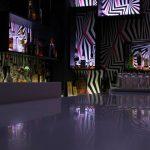 Επιπλα κόριαν: Πάγκος bar καφετερίας