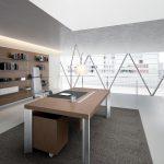 Επιπλα γραφείου ολική σύνθεση: γραφείο από κοντά