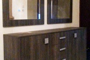 Επιπλα σπιτιού: Μπουφές με καθρέφτες