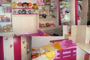 Επιπλα σπιτιού: παιδικό δωμάτιο