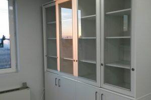Ντουλάπια χημικού εργαστηρίου