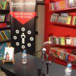 Ράφια σε βιβλιοπωλείο της θεσσαλονίκης