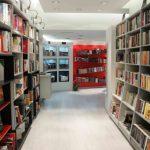 Βιβλιοθήκες σε βιβλιοπωλείο της θεσσαλονίκης