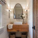 Επιπλο νεροχύτη μπάνιου από ξύλο - βάση για νεροχύτη
