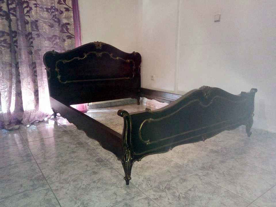 Αναπαλαίωση κρεβατιού - κρεβάτι τοποθέτηση