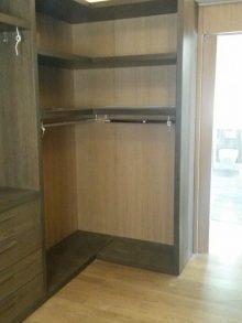 Κατασκευή ντουλάπας βεστιάριο2